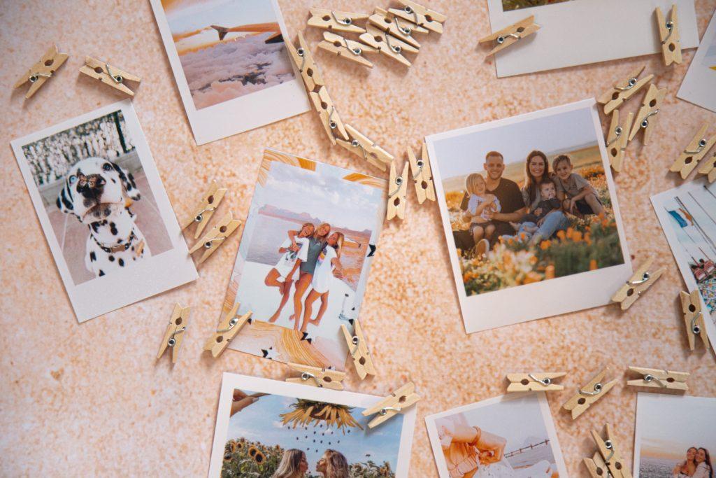 Choisir d'imprimer ses photos que de les stocker sur cartes SD
