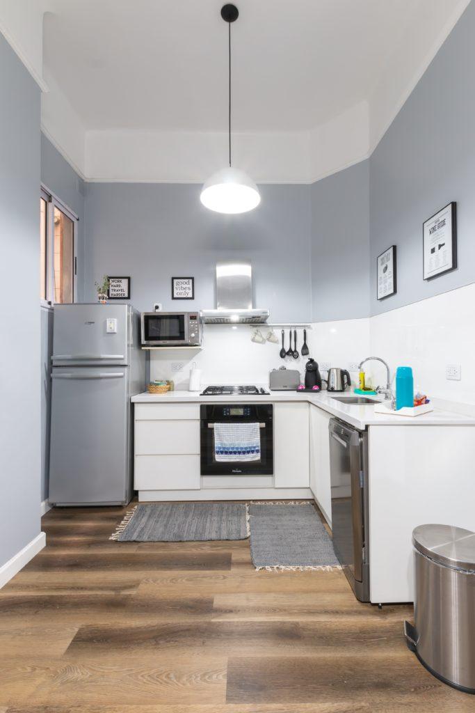 Relooker la cuisine avec des photos imprimées